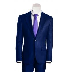 Prince Navi blau Anzüge