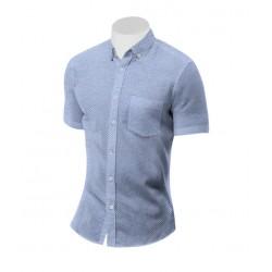 Polo Hemd Hellblau